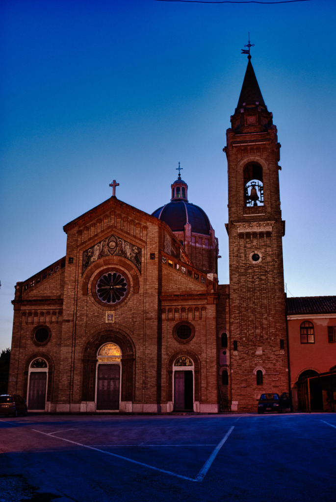 Church of San Lorenzo di Treia