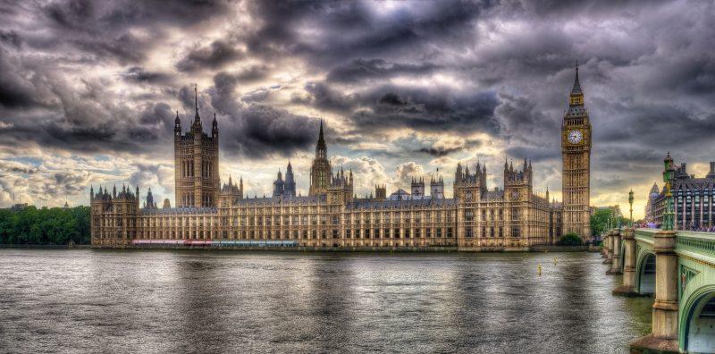 Big Ben Landscape